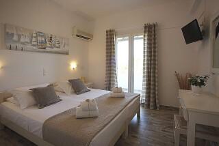 Two-bedroom Family Apartment Ground Floor Anixis bedroom