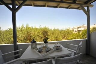 Two-bedroom Family Apartment Ground Floor Anixis view