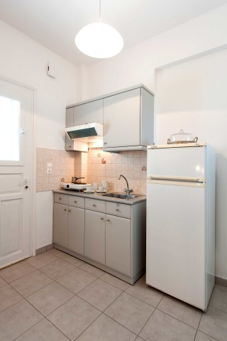 accommodation anixis triple studio kitchen