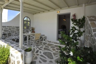 garden view anixis studios veranda